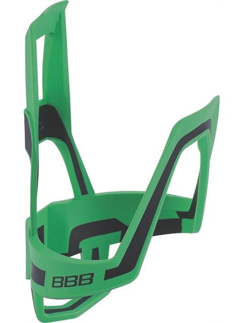 BBB DualCage BBC-39 Flaskeholder grøn/sort